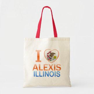 Amo a Alexis, IL Bolsas