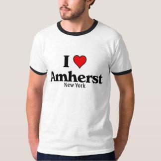Amo a Amherst Poleras