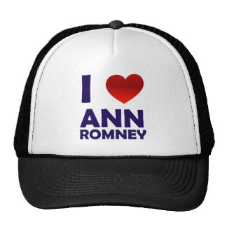 Amo a Ana Romney Gorra