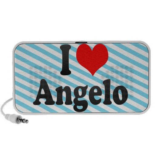 Amo a Ángel Altavoces