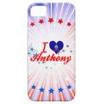 Amo a Anthony, Kansas iPhone 5 Carcasas