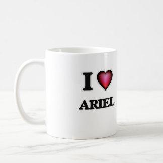 Amo a Ariel Taza Clásica