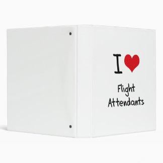 Amo a asistentes de vuelo