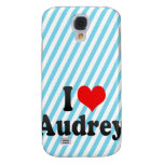 Amo a Audrey