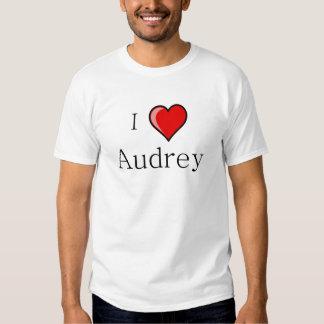 Amo a Audrey Polera