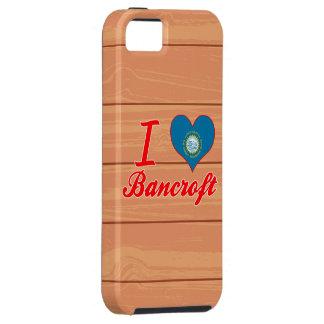 Amo a Bancroft, Dakota del Sur iPhone 5 Protector