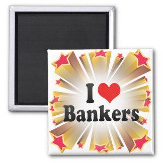 Amo a banqueros iman