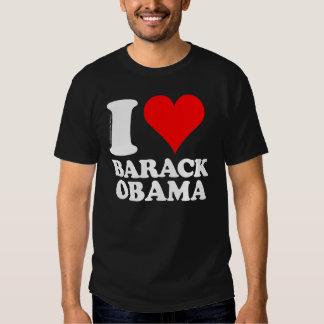Amo a Barack Obama Remera