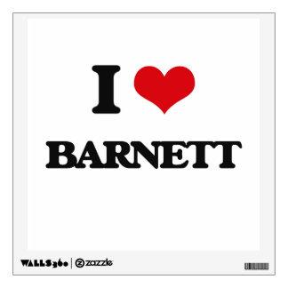 Amo a Barnett