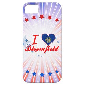 Amo a Bloomfield, Nebraska iPhone 5 Protectores