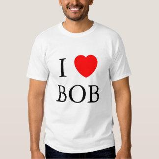 Amo a Bob Playeras