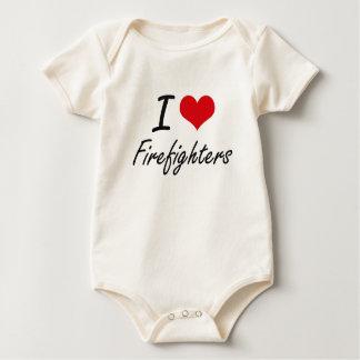 Amo a bomberos mamelucos
