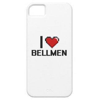 Amo a botones iPhone 5 Case-Mate carcasas
