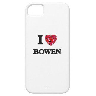 Amo a Bowen iPhone 5 Carcasa