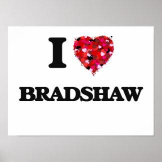 Amo a Bradshaw Póster