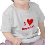 Amo a Brandon Camiseta