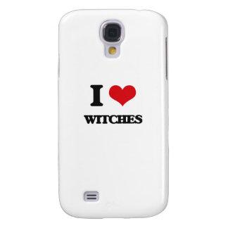 Amo a brujas funda para galaxy s4