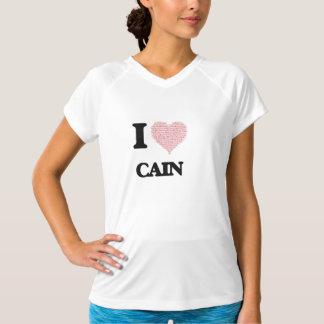 Amo a Caín Playera