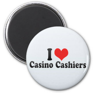 Amo a cajeros del casino imán