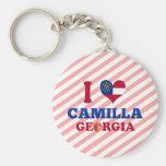 Amo a Camila, Georgia Llavero