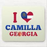 Amo a Camila, Georgia Tapetes De Ratón