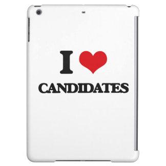 Amo a candidatos