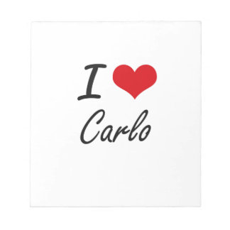 Amo a Carlo Bloc