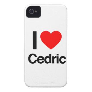 amo a Cedric Case-Mate iPhone 4 Carcasa