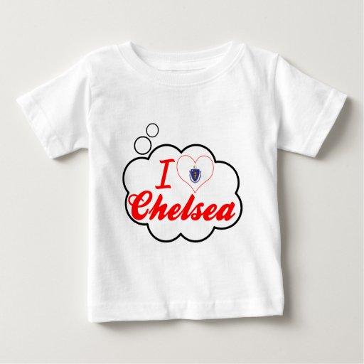Amo a Chelsea, Massachusetts T Shirt