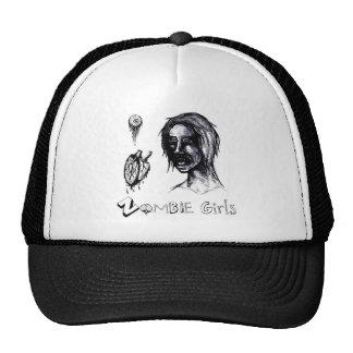 Amo a chicas del zombi (del corazón) gorras de camionero