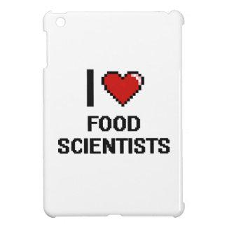 Amo a científicos de la comida