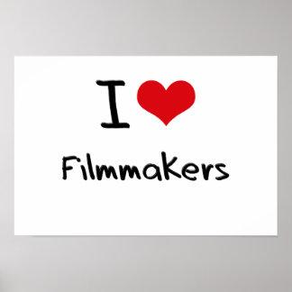 Amo a cineastas posters