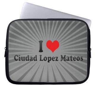 Amo a Ciudad López Mateos, México Manga Computadora