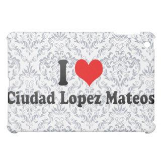 Amo a Ciudad López Mateos, México
