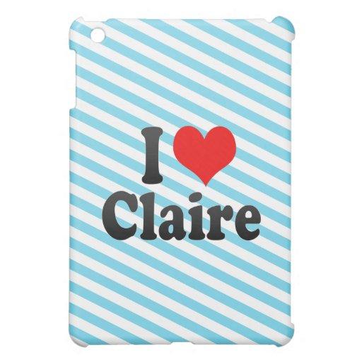 Amo a Claire