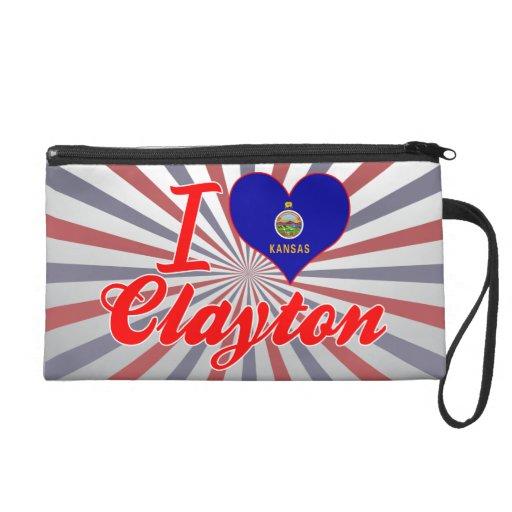 Amo a Clayton, Kansas