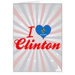 Amo a Clinton, Oklahoma Felicitaciones