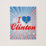 Amo a Clinton, Oklahoma Puzzle