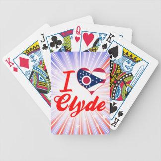 Amo a Clyde, Ohio Baraja