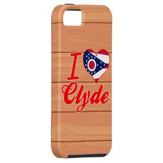 Amo a Clyde, Ohio iPhone 5 Protector