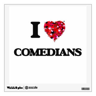 Amo a cómicos