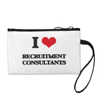 Amo a consultores del reclutamiento