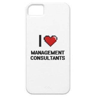 Amo a consultores en administración de empresas iPhone 5 cobertura