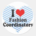 Amo a coordinadores de moda etiquetas