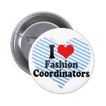 Amo a coordinadores de moda pins