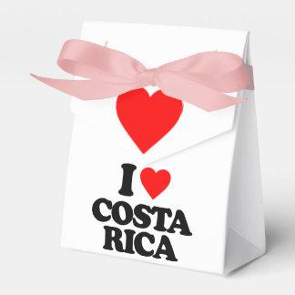 AMO A COSTA RICA CAJA PARA REGALOS DE FIESTAS