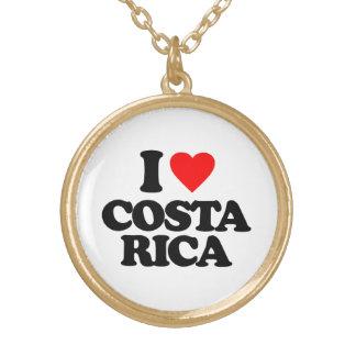AMO A COSTA RICA COLGANTE