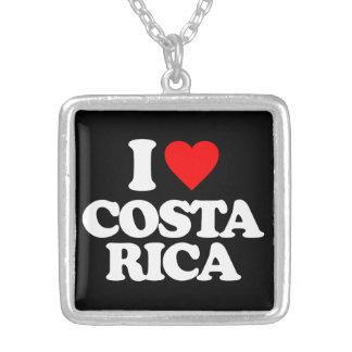 AMO A COSTA RICA PENDIENTES PERSONALIZADOS