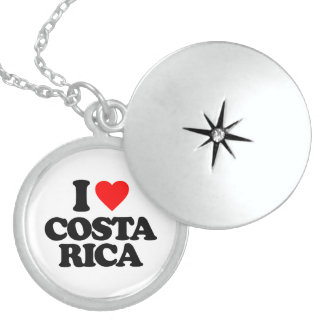 AMO A COSTA RICA MEDALLONES