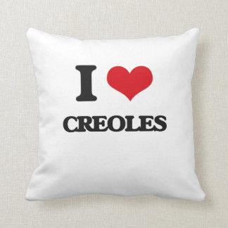 Amo a criollos almohada